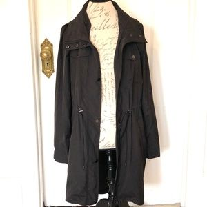 Badgley Mischka Trench Coat XL